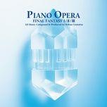 piano opera final fantasy i, ii, iii - hiroyuki nakayama