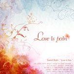 love is pain (piano) - danbi