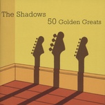 50 golden greats cd1/2 - the shadows