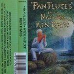 pan flutes with nature - ken davis