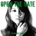 open the gate - sayuri sugawara