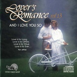 and i love you so (lover's romance vol.13) - v.a