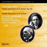 the romantic violin concerto (cd5) - anthony marwood