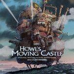 howl's moving castle cd maxi-single - joe hisaishi