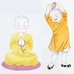 gia dinh phat tu viet nam (vol.1) - hung long