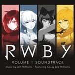 rwby volume 1 soundtrack - jeff williams, v.a