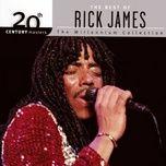 the best of rick james - rick james