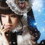 overfly (single) - haruna luna