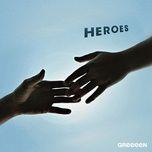 heroes (single) - greeeen