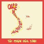 nguoi viet nam yeu hoa binh (single 2014) - v.a