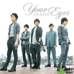 your eyes (single 2012) - arashi