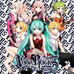 vocarock collection 2 - hatsune miku, megurine luka, kagamine rin
