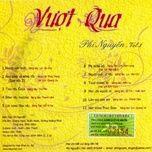 vuot qua (vol.2 - 2008) - phi nguyen