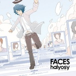 faces (single) - halyosy