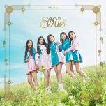 we, first (mini album) - elris