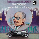 the incomparable jerome kern - frank chacksfield, his orchestra
