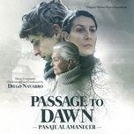 passage to dawn (original motion picture soundtrack) - diego navarro