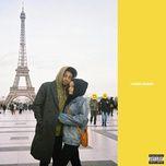 heebiejeebies (single) - amine, kehlani