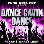 that's what i like (single) - dance gavin dance