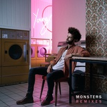 monsters (remixes) (single) - youngr