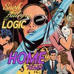 home (remix) (single) - snoh aalegra, logic