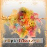 obvi (ethnic bass remix) (single) - sanjoy, elliott yamin