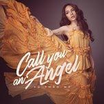 call you an angel (single) - vu thao my