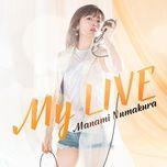 my live - manami numakura