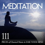 meditation: 111 pieces of classical music to ease your mind - v.a