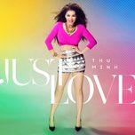 just love (single) - thu minh