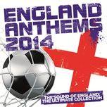 england anthems 2014 - v.a
