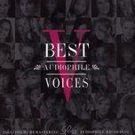 best audiophile voices v - v.a