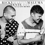 vente pa' ca (a-class remix) (single) - ricky martin, maluma