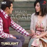 main agar (from tubelight) (single) - pritam, atif aslam