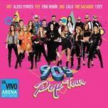 90's pop tour (en vivo) (deluxe edition) - v.a