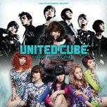 united cube - v.a