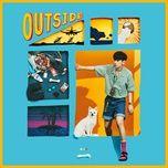 outside (single) - crush