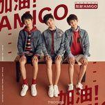 co len! amigo / 加油!amigo (single) - tfboys
