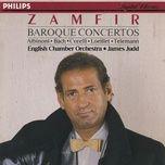 baroque concertos - gheorghe zamfir