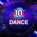 top dance music hot - 10 nam nhaccuatui - v.a