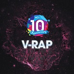 top v-rap hot - 10 nam nhaccuatui - v.a