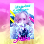 wonderland nhr remix (mini album) - jessica jung