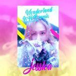 wonderland nhr remix (mini album) - jessica jung