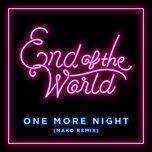 one more night (mako remix) (single) - sekai no owari