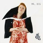 mr. big (single) - depresno