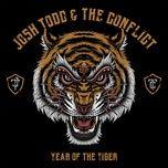 rain (single) - josh todd & the conflict
