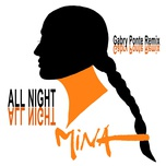 all night (gabry ponte remix) (single) - mina