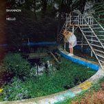 hello (mini album) - shannon