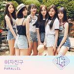 parallel (mini album) - gfriend