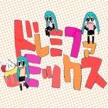 do re mi fa mix (single) - hirokawa keiichi, hatsune miku
